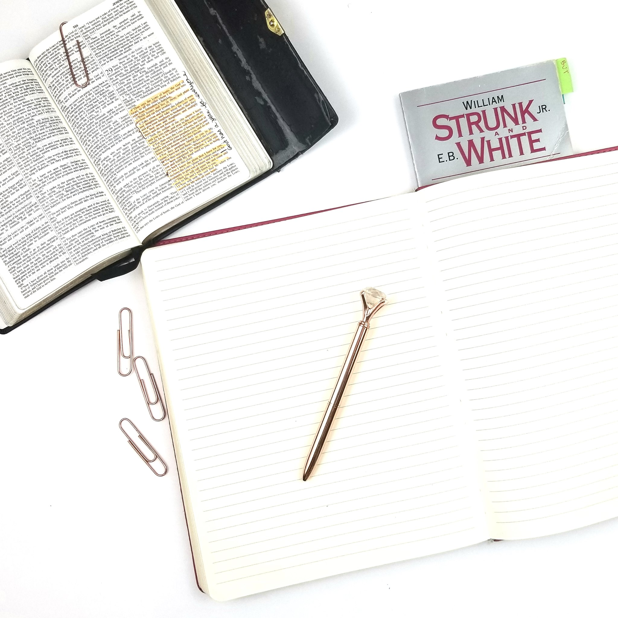 Bible Journal Prayer