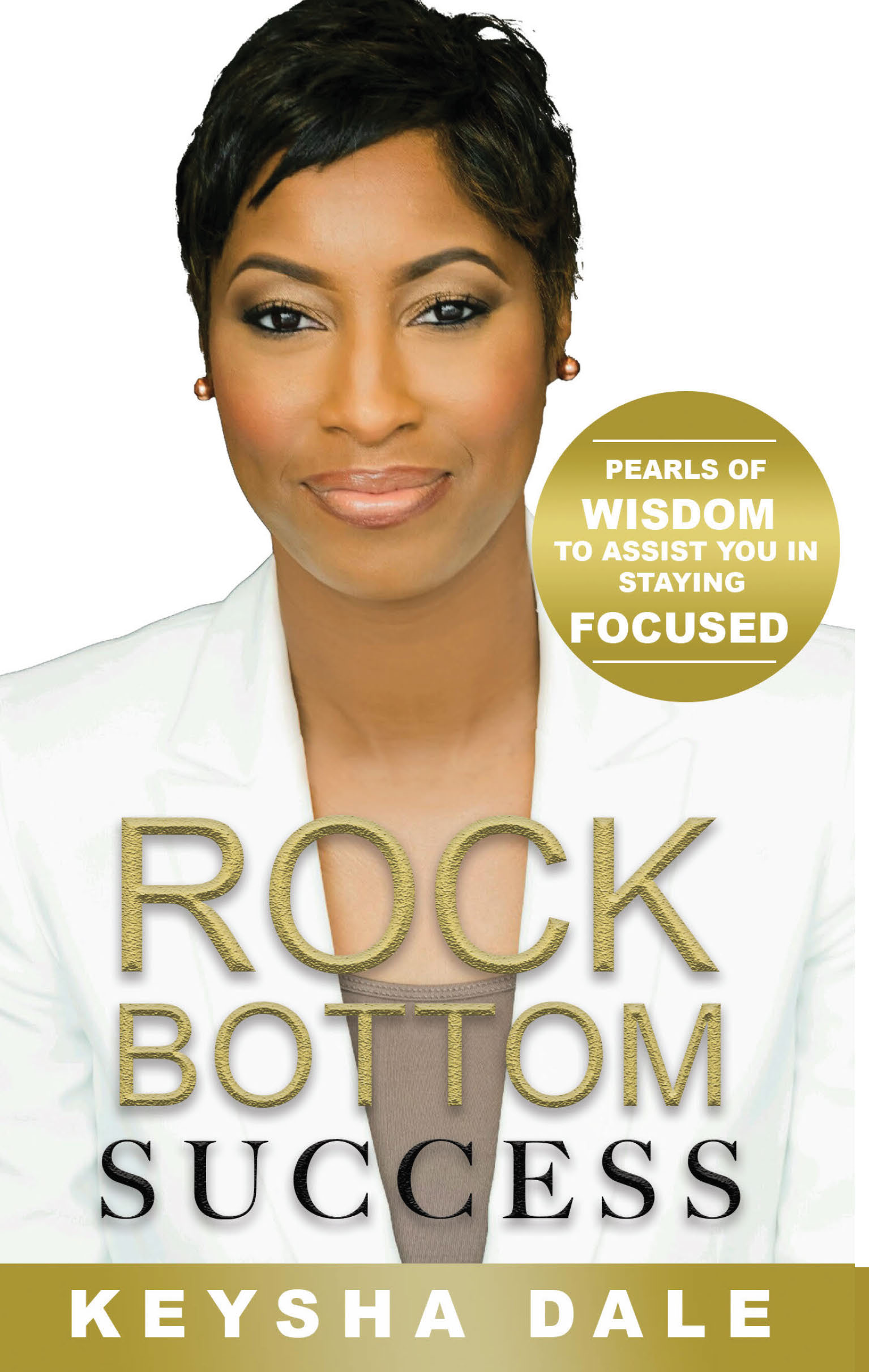 Rock Bottom Success Book