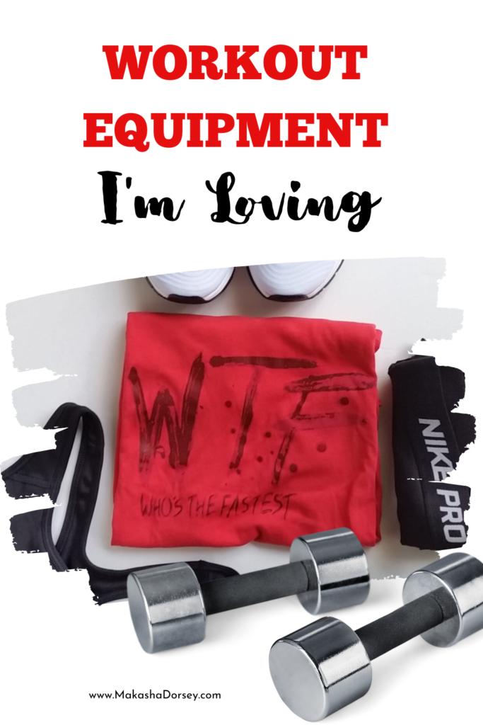 Workout Equipment - Pinterest Pin